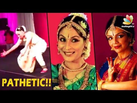 Aishwarya Dhanush's UN Performance SLAMMED by dancer Anita Ratnam   Hot Tamil Cinema News