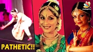 Aishwarya Dhanush's UN Performance SLAMMED by dancer Anita Ratnam | Hot Tamil Cinema News