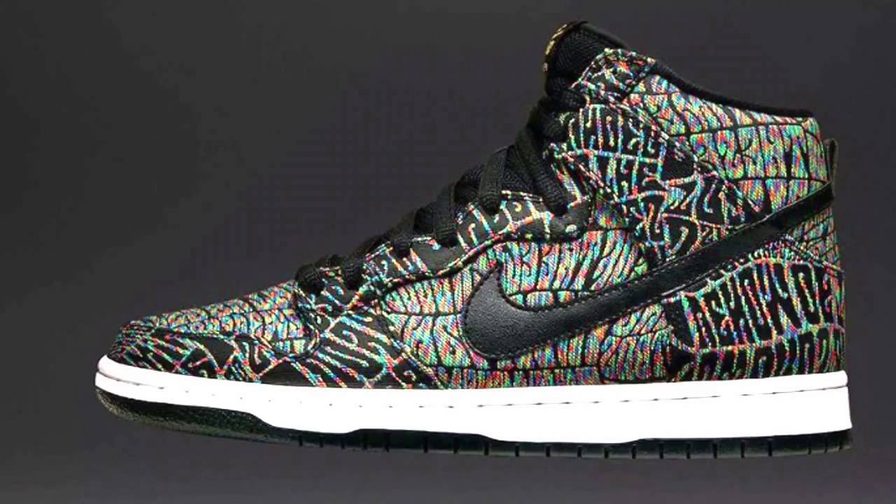 finest selection 59da0 108c8 ... italy nike sb dunk high premium tripper youtube ddf08 62c67