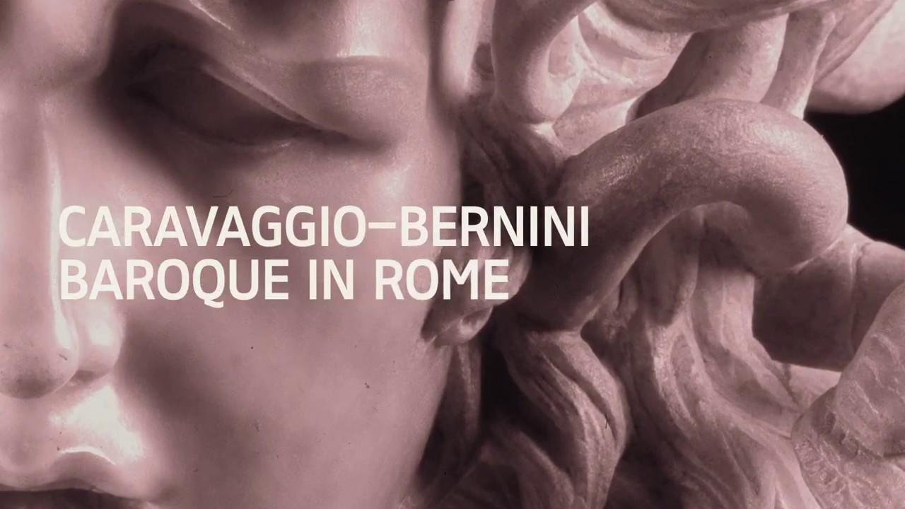 Rijksmuseum: Caravaggio - Bernini. Baroque in Rome