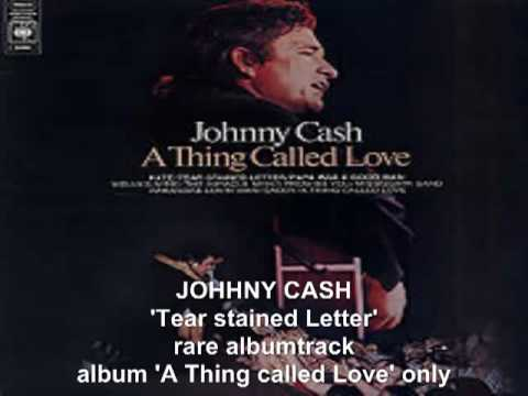 Tearstained Love Letter