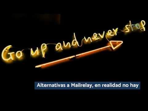 Alternativas a Mailrelay, en realidad no hay