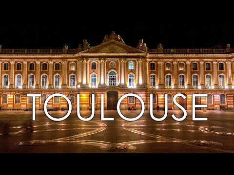 Toulouse A walking tour around the city / Un paseo por la ciudad
