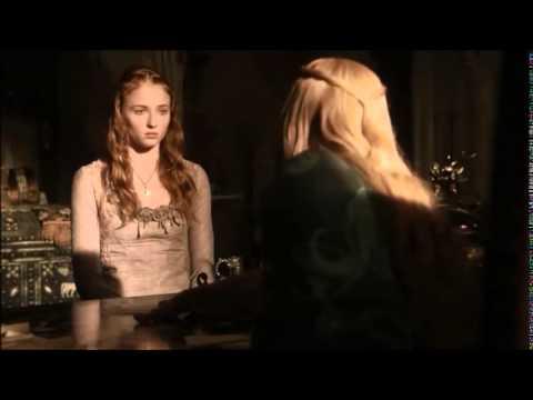 Cersei threatens Sansa
