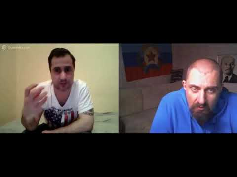 азербайджанец и русский в чат рулетке