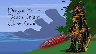 Dragon Fable Death Knight Class Revamp