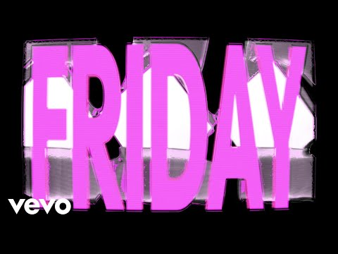 Riton x Nightcrawlers - Friday ft. Mufasa & Hypeman (Dopamine Re-Edit) [Lyric Video]