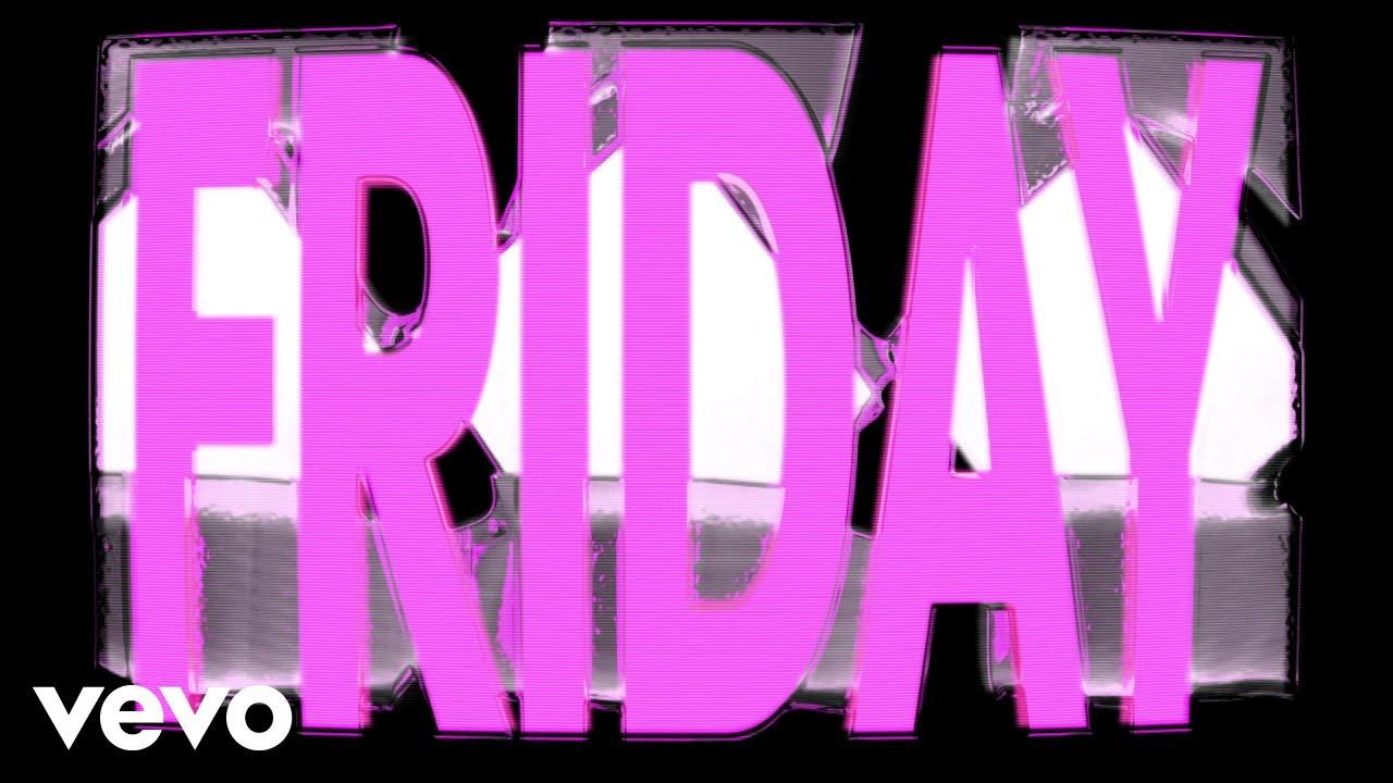 Download Riton x Nightcrawlers - Friday ft. Mufasa & Hypeman (Dopamine Re-Edit) [Lyric Video]