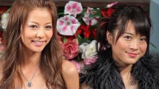 アサヒ・コム動画 http://www.asahi.com/video/ auのケータイドラマと連動した映画「ラブコメ」の完成報告会見が14日、東京都内で行われ、出...