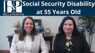 Social Security Disability aт 55 Years Old | Intro