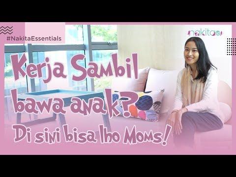 Main Ke Co-Working Space Ramah Anak, Jakarta