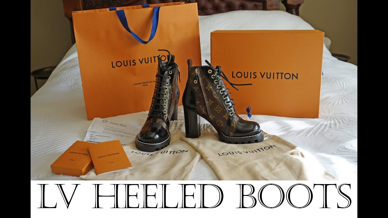 0f5aa189e6a1 Louis Vuitton Star Trail Ankle Boot Review - Quality