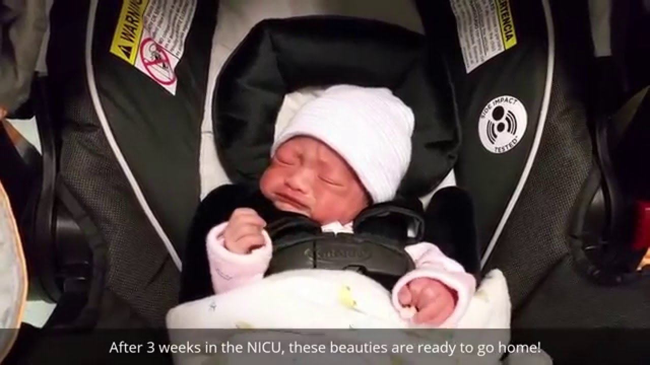 Car Seat Challenge To Go Home From The NICU