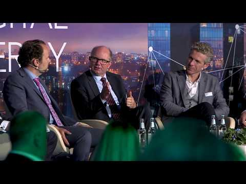 WHERE DIGITAL MEETS ENERGY 2017 Panel #3. Energy sector and TSO of the future