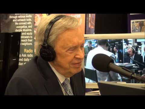 Dr. Charles Stanley - In Touch Ministries | The Meeting House on Faith Radio - NRB 2014