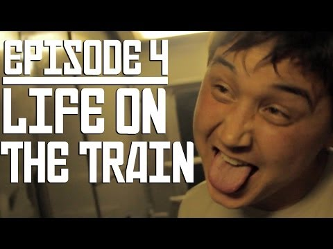 Life on the Train | Trans-Siberian Railway (EP.4) --budget russia vladivostok in transit