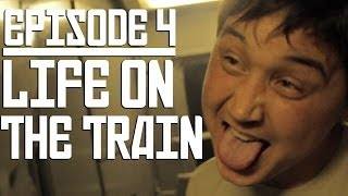 Life on the Train | Trans-Siberian Railway (EP.4)