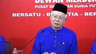Three VP seats up for grabs in next Umno polls