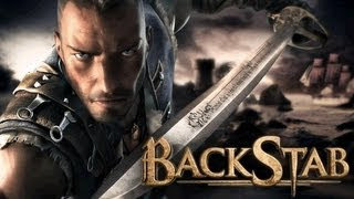 BACKSTAB :: HD ANDROID GAMEPLAY VIDEO