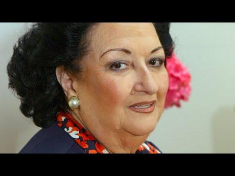 Montserrat Caballé ist tot
