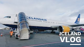 I'm Going To Iceland! | Iceland Travel Vlog #1 | Kenickie Cher