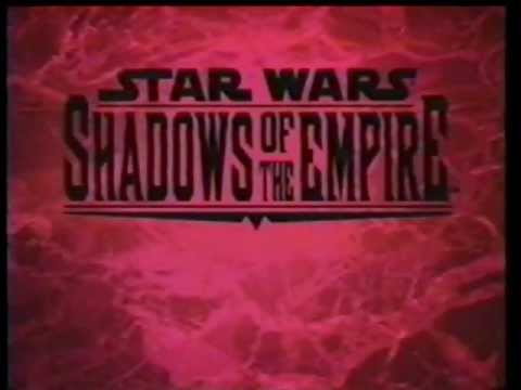 Star Wars Shadows of the Empire reklám 1996-ból