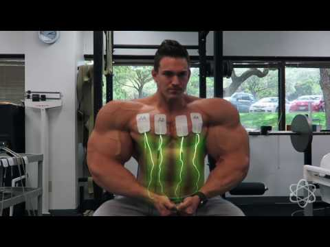 Video teaser - Electrocution for muscle growth