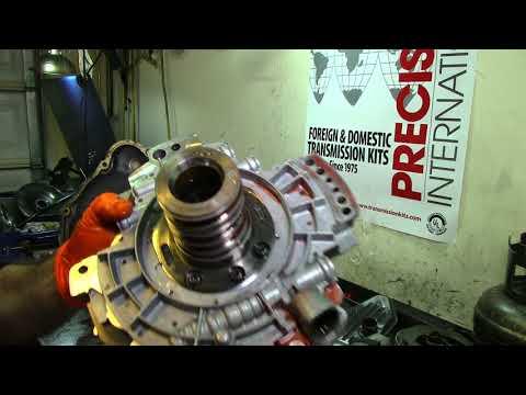 68RFE Transmission Full Rebuild Part 1