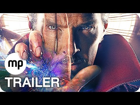 DOCTOR STRANGE TEASER TRAILER US (2016)