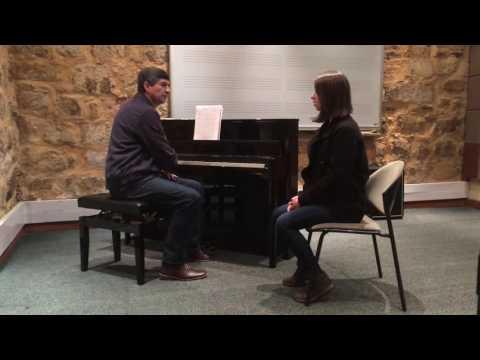 Examen de aptitud musical - Departamento de Música - Universidad de los Andes