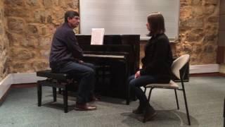 Examen de aptitud musical - Departamento de Música - Univer...
