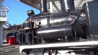 青梅鉄道公園 2120形蒸気機関車
