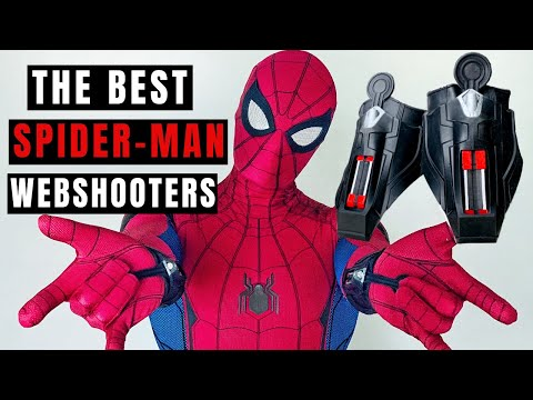 Spider-Man Homecoming Webshooters