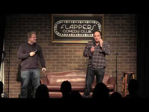 Jay Mohr and Skyler Stone Do ALL Impressions Ever