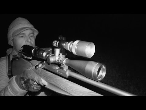 The Airgun Show – Hunting Rabbits With The Tracer LEDRay F900 PLUS NiteSite Wolf R-TEK On Test