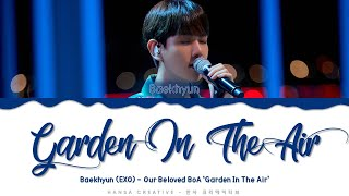 Download Mp3 Baekhyun  Exo  - 'garden In The Air' Lyrics Color Coded  Han/rom/eng