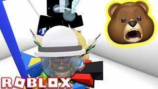 KAMPF GEGEN DEN *SECRET* TUNNEL BEAR BOSS!! | ROBLOX Bienenschwarm Simulator