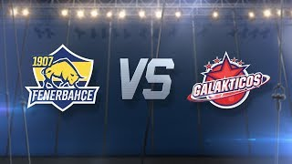1907 Fenerbahçe Espor ( FB ) vs Galakticos ( GAL ) 1. Maç | 2017 Yaz Mevsimi 6. Hafta