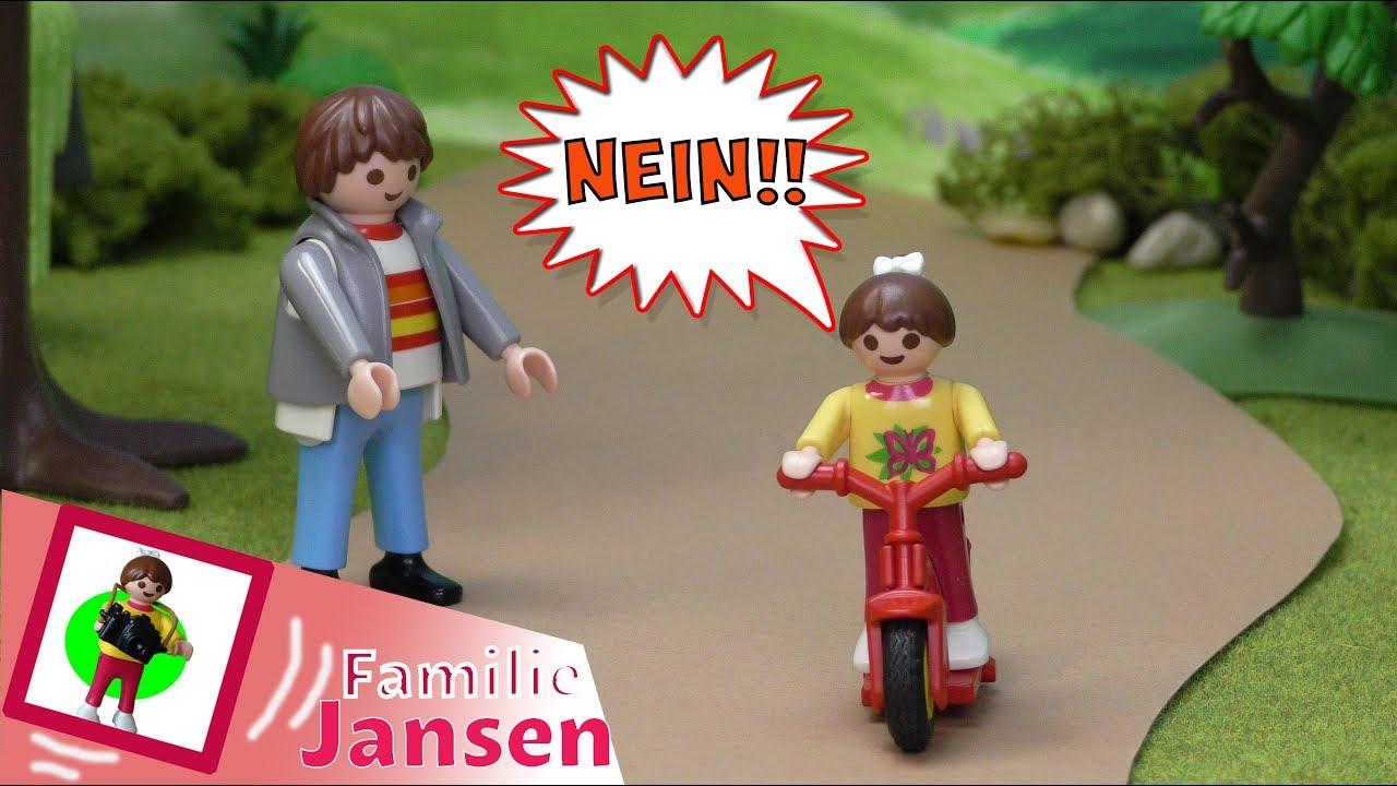 """Download Playmobil Film """"NEIN, ich geh nicht mit Fremden mit!"""" Familie Jansen / Kinderfilm / Kinderserie"""
