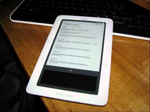 Put Free Epub Files On Your Nook