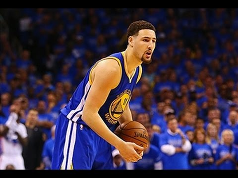 Every Three-Pointer from Klay Thompson's Record Breaking Night