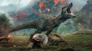 Jurassic World: Fallen Kingdom reaction
