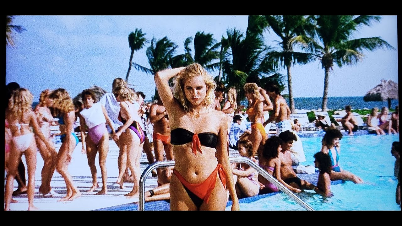 Download PRIVATE RESORT Movie Review (1985) Schlockmeisters #1493