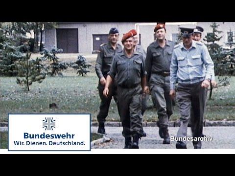 60 Jahre Bundeswehr - Übergang der NVA in die Bundeswehr