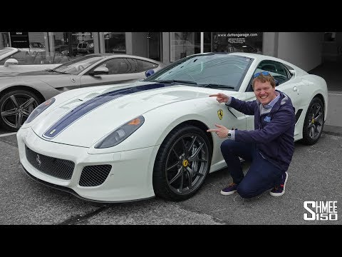 Did They Really Let Me Drive the Ferrari 599 GTO?! | TEST DRIVE