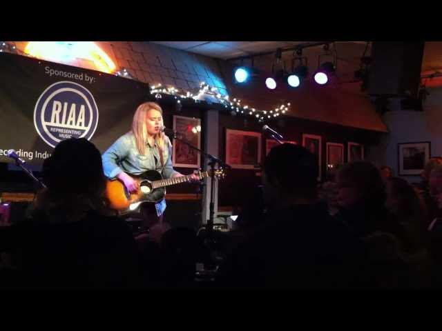Hannah Fair - The Bluebird Cafe, Nashville, TN