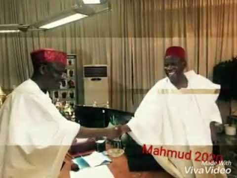 Download Ganduje Yayimin Ruton Aiki Inji Kwankwaso Wata Sabuwa