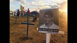 Mi Patria me duele en abril de Luis Enrique Mejía Godoy