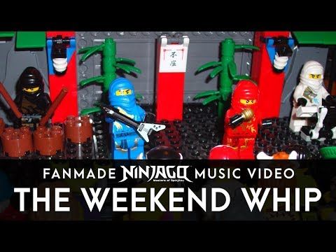 Lego Ninjago Music Video   The Weekend Whip