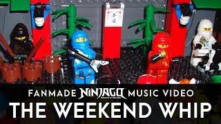 Lego Ninjago Music Video The Weekend Whip